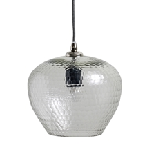 LAMPA TENDENCE CLEAR GLASS