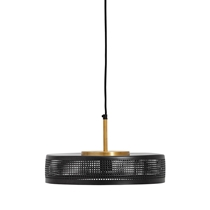 LAMPA COOL BLACK FLAT