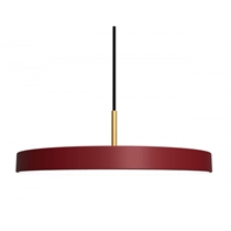LAMPA ASTERIA RUBY BORDOWY